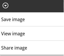 Saving a Web Image from Web Browser to Android Phone