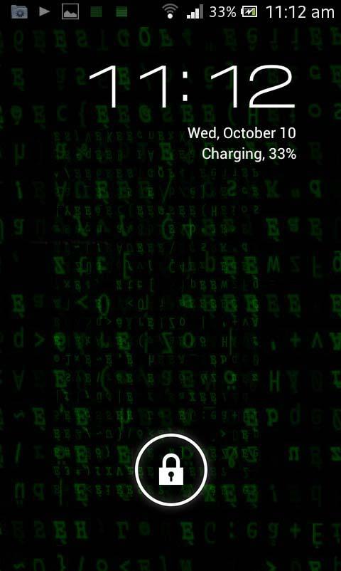 Holo Locker - Android Jelly Bean Lock Screen App