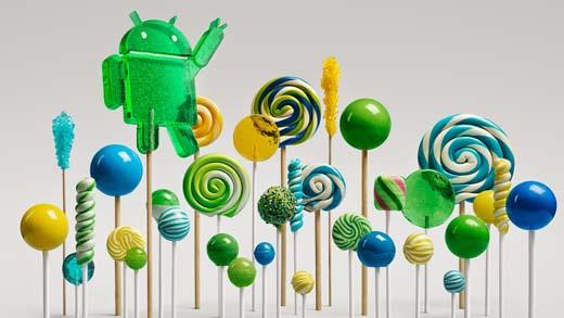 Google Android 5.0 - Lollipop