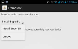 Easy Root and Unroot Huawei Ascend Mate