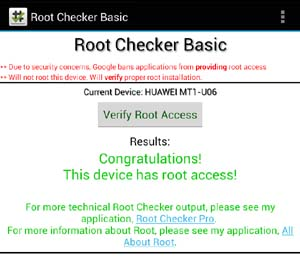 Easy Root App/Apk for Android Devices using Framaroot