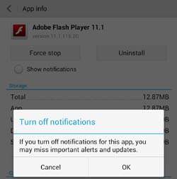 Notifications or Alerts on your Smartphone