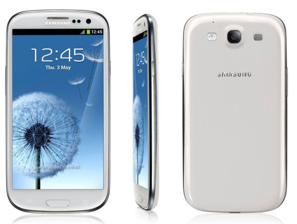 Samsung Galaxy SIII by Jcyberinux
