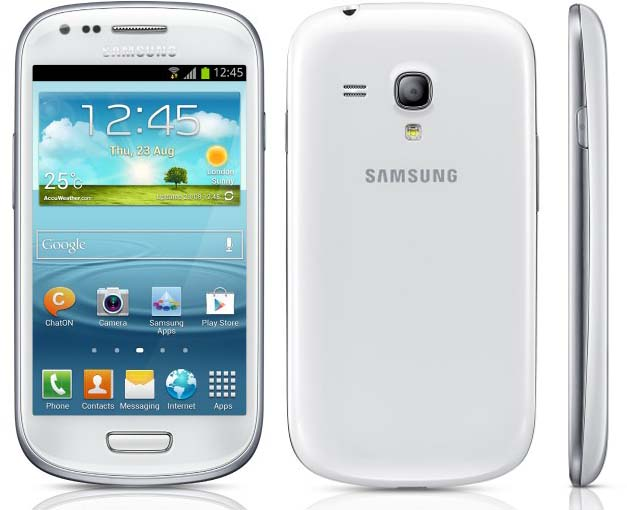 Samsung Galaxy SIII Mini I8190 by Jcyberinux