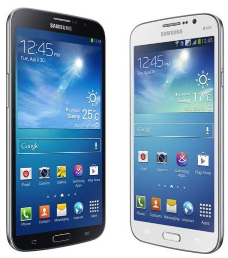 Samsung Galaxy Mega 6.3 - I9200 by Jcyberinux