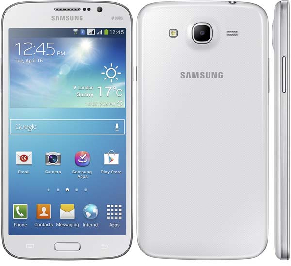 Samsung Galaxy Mega 5.8 - I9150 by Jcyberinux