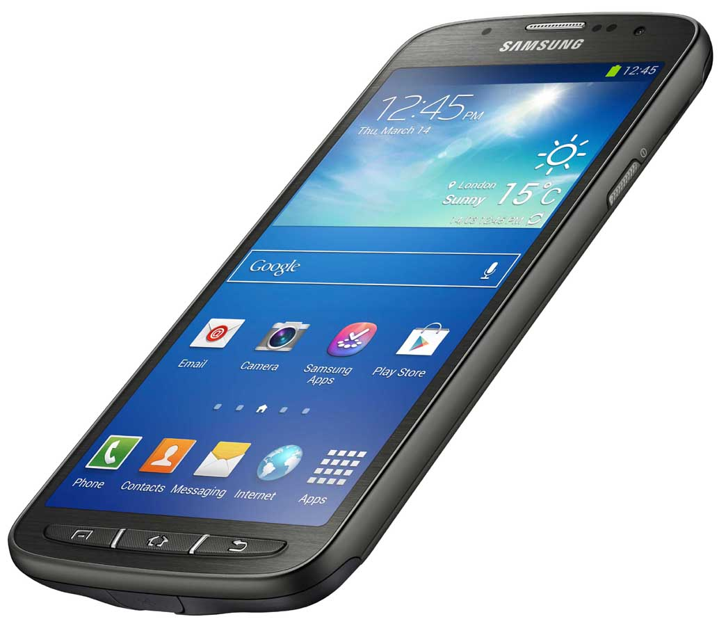 Samsung Galaxy S4 Active I9295 by Jcyberinux