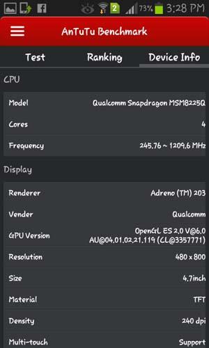 Samsung Galaxy Win by Jcyberinux
