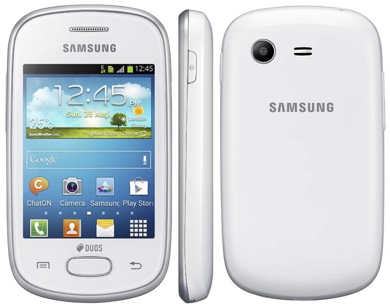 Samsung Galaxy Star by Jcyberinux