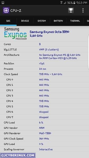 Samsung Galaxy S7 Edge Dual SIM