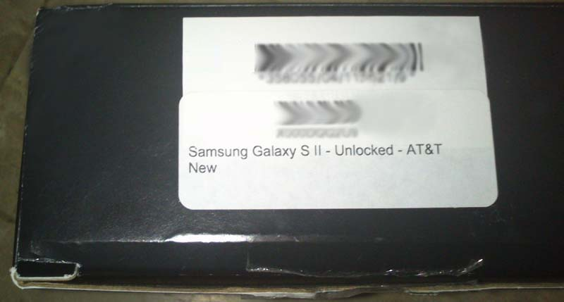 Samsung Galaxy SII AT&T by Jcyberinux