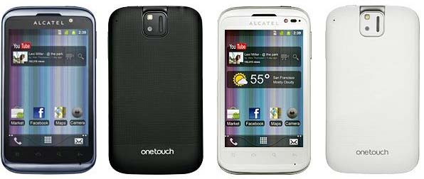 ALCATEL ONE TOUCH INSPIRE 991D Specifications by Jcyberinux