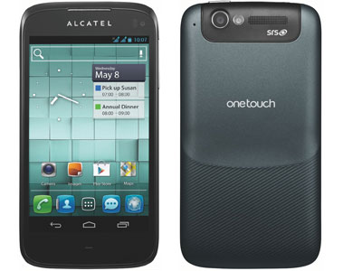 ALCATEL ONE TOUCH EXPLORE 997D Specifications by Jcyberinux