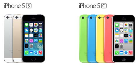 iPhone 5s and iPhone 5c Smart and Globe Postpaid Plan