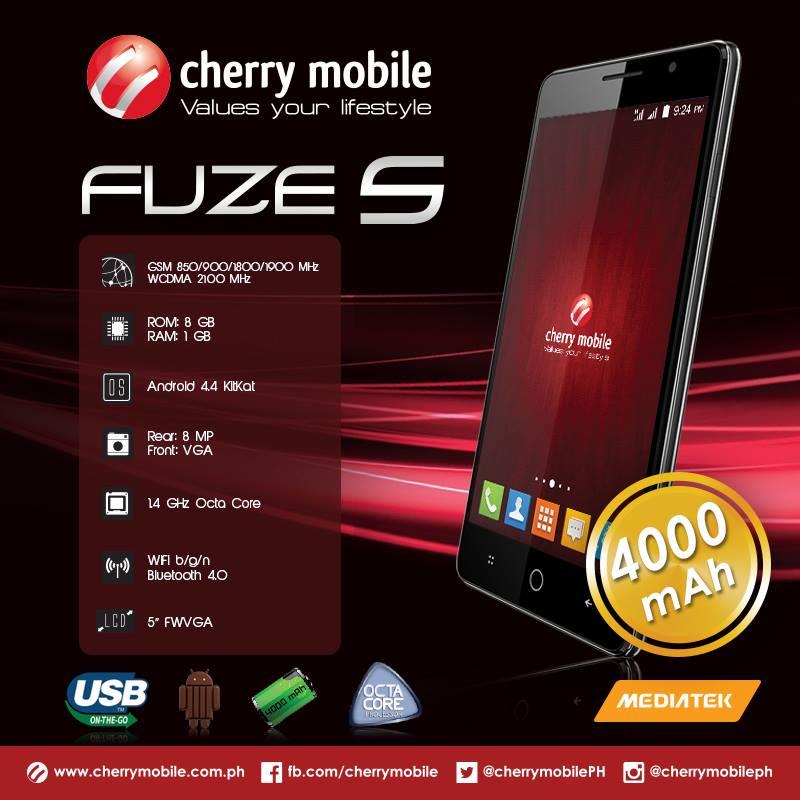Cherry Mobile Fuze S
