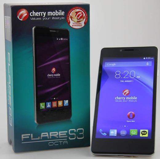 Cherry Mobile Flare S3 Octa