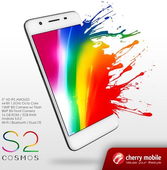 Cherry Mobile Cosmos S2