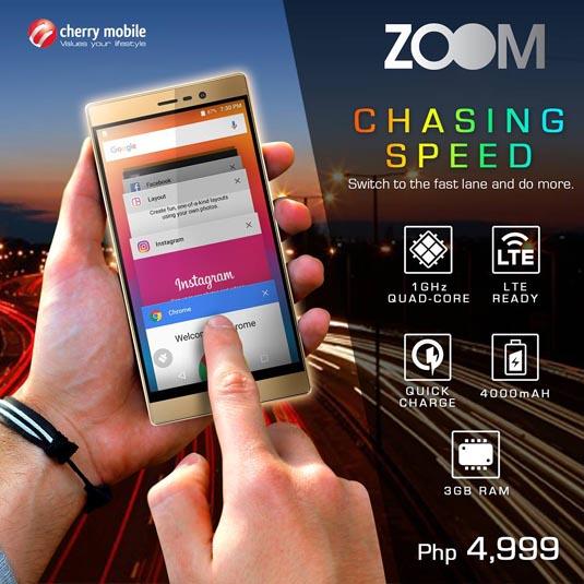Cherry Mobile Zoom