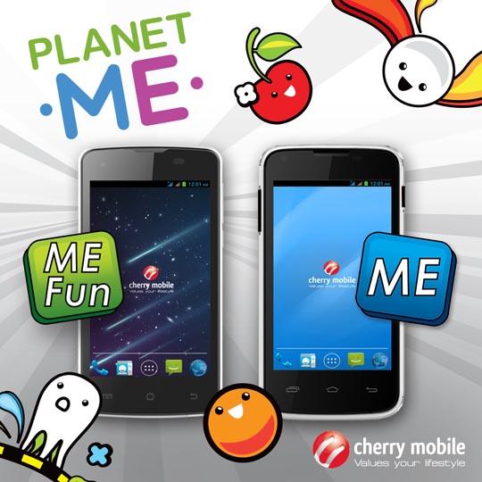 Cherry Mobile ME and ME FUN