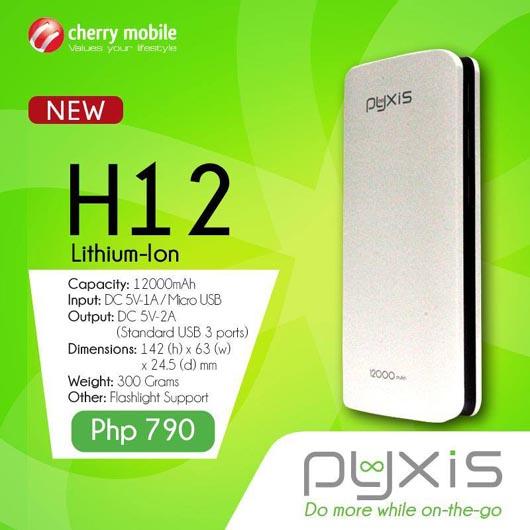 Pyxis H12
