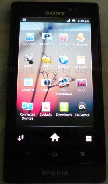 Sony Xperia Sola CUSTOM ROMS