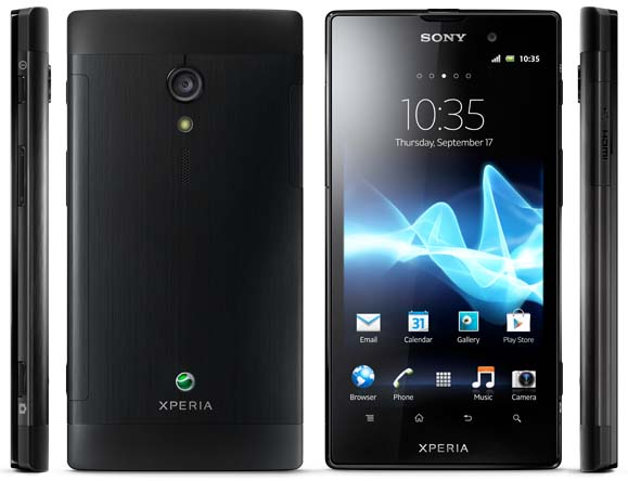 Sony Xperia ion LTE (Lt28i) by Jcyberinux