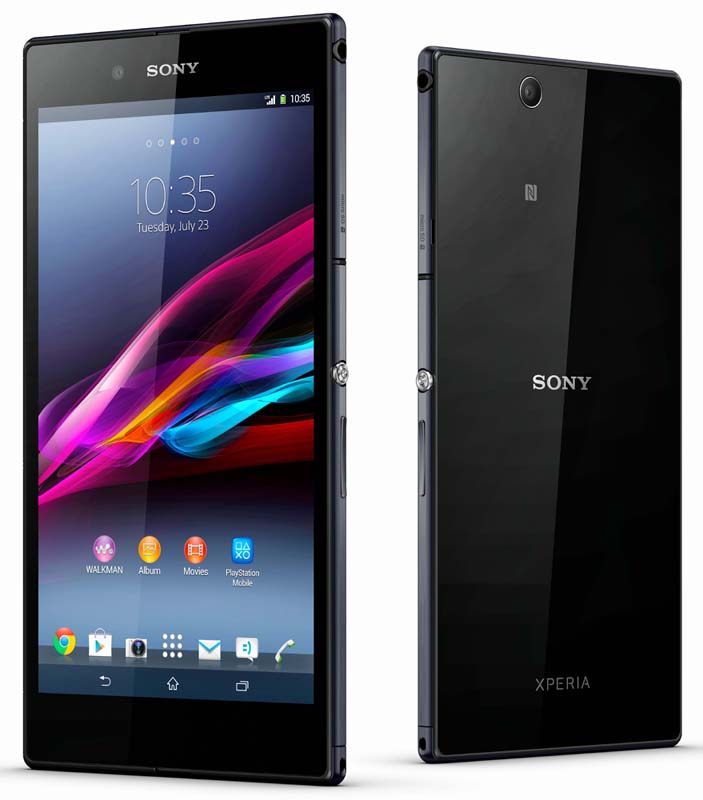 Sony Xperia Z Ultra – Phablet and Almost-to-be Tablet ...