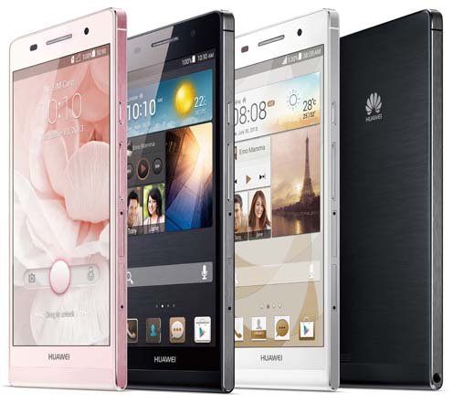 Huawei Ascend P6