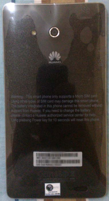 Unbox and Review Huawei Ascend Mate