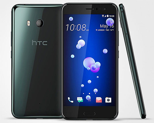 HTC U11 and U11 Plus
