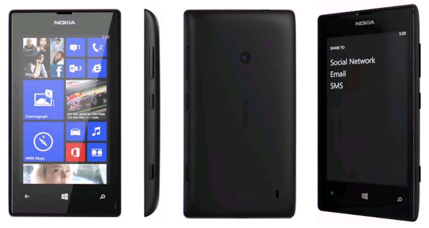 Nokia Lumia 520 Gallery Specifications Price And