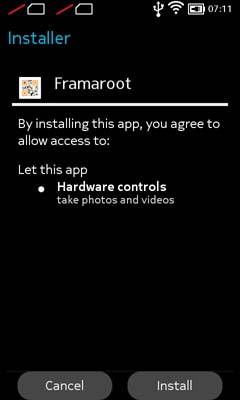 Framaroot for Nokia X, X+ and XL