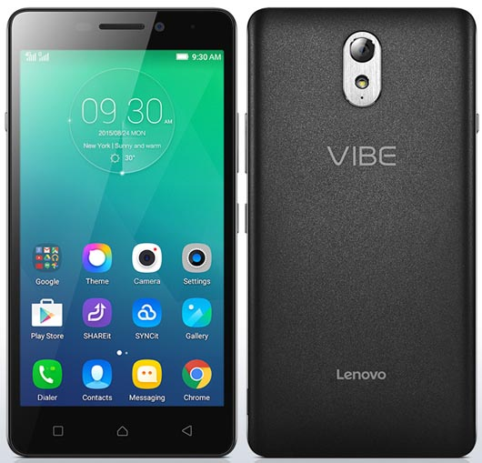 Lenovo Vibe P1M, 5-inch Smartphone with 4000mAh battery ...