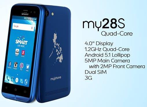 MyPhone my28S