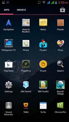 MyPhone Iceberg Review