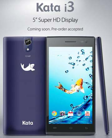 Kata i3 to be release soon