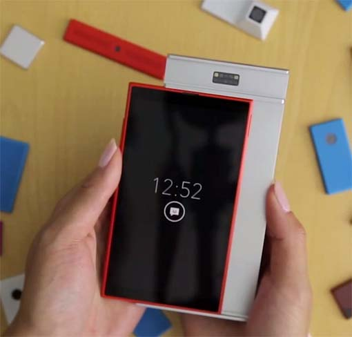 Project Ara Modular Smartphones