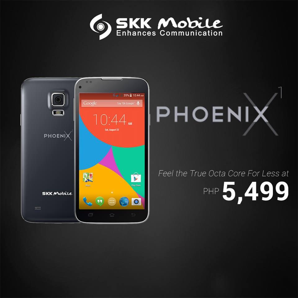 SKK Mobile Phoenix X1