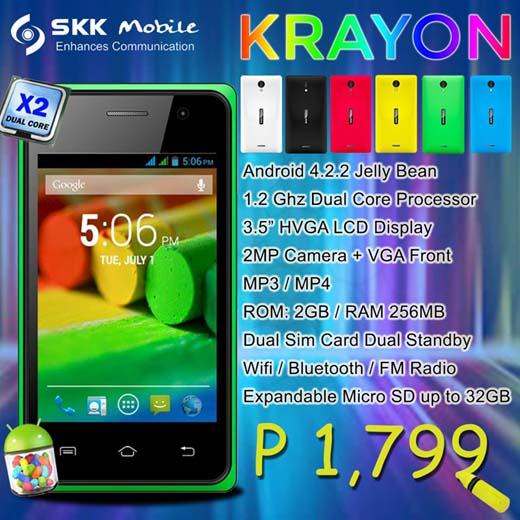 SKK Mobile Krayon