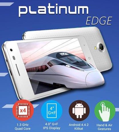 SKK Mobile Platinum Edge
