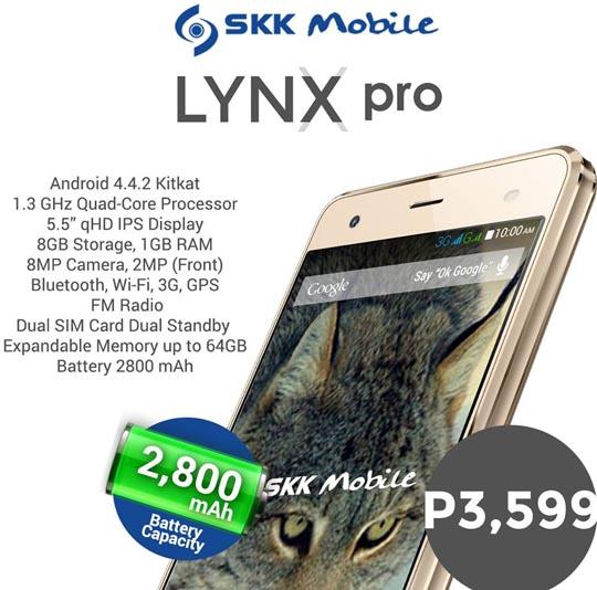 SKK Mobile Lynx Pro
