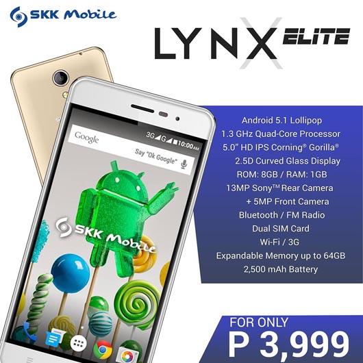 SKK Mobile Lynx Elite