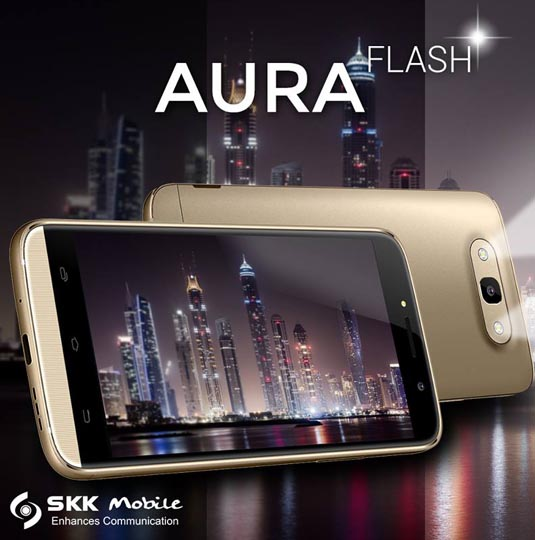 SKK Mobile Aura Flash