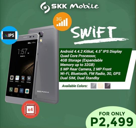 SKK Mobile Swift