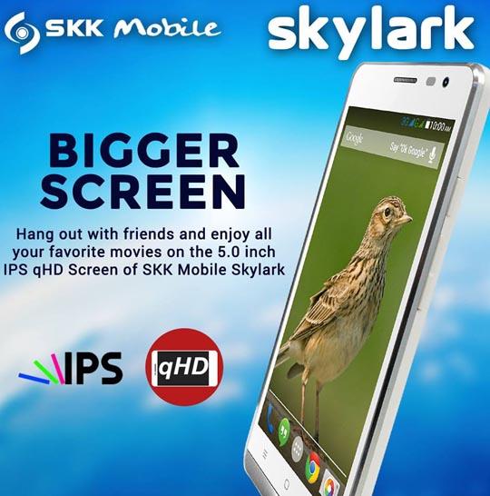 SKK Mobile Skylark