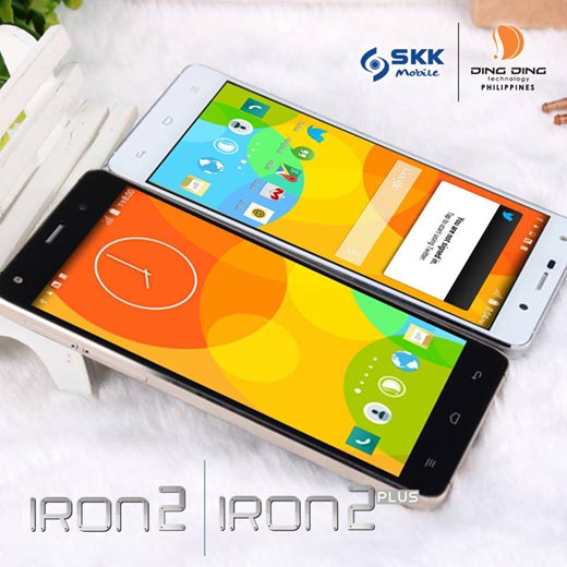 Ding Ding Iron 2 and Iron 2 Plus