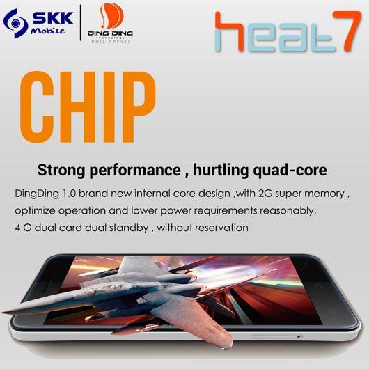 SKK Mobile Ding Ding Heat 7