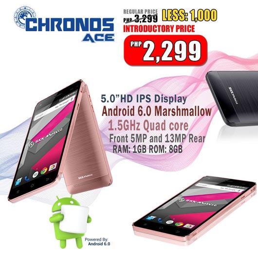 SKK Mobile Chronos Ace