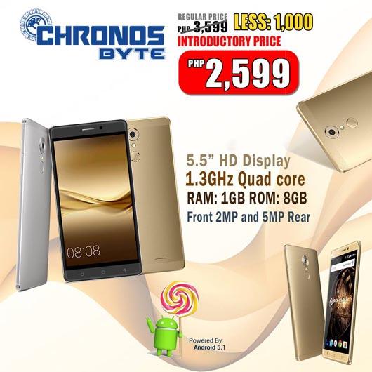 SKK Mobile Chronos Byte