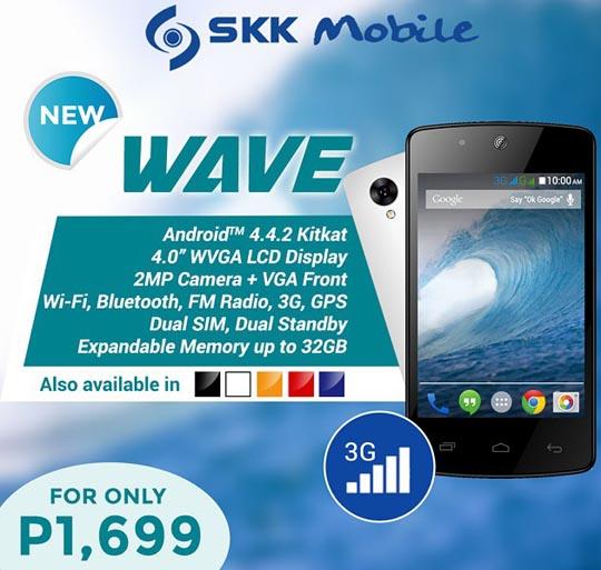 SKK Mobile Wave